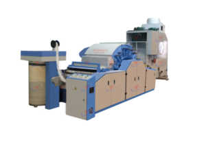 wool carding machine