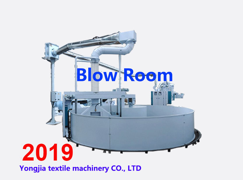 blow room machine