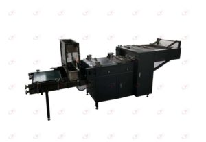 dentile cotton roll machine